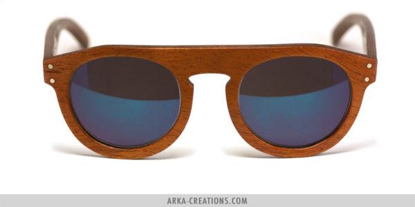 Lunettes de soleil en bois de Cèdre